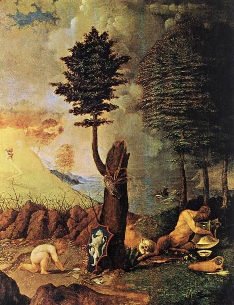 Allegory WGA